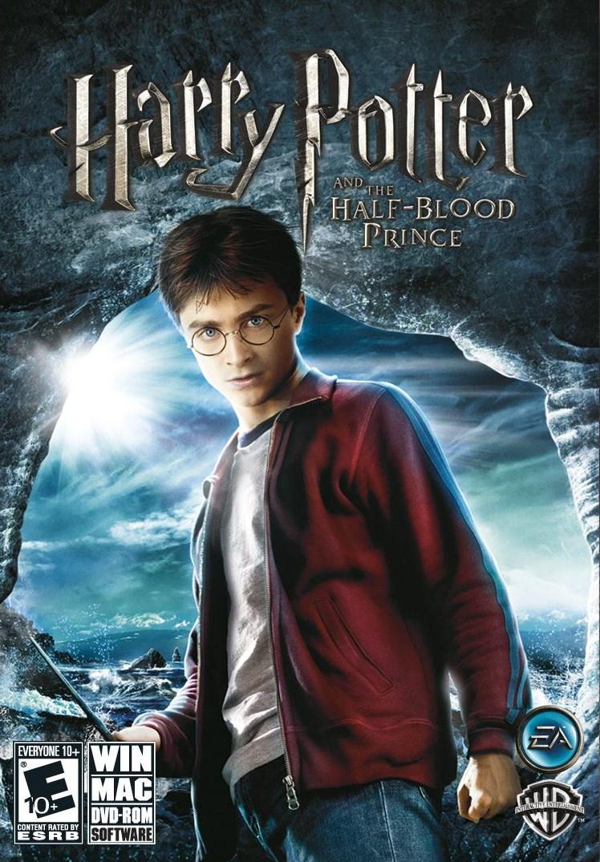"""哈利·波特与""""混血王子"""" (游戏)"""