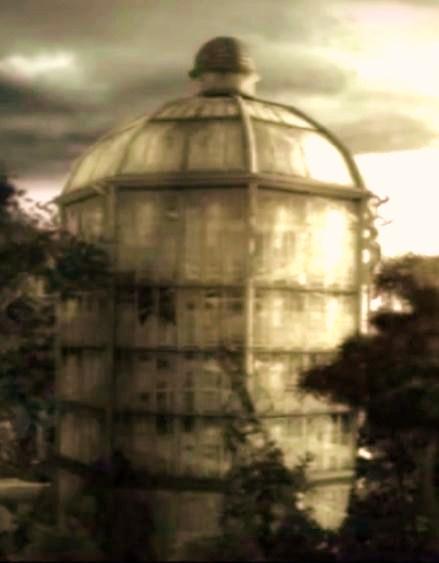 Тепличная башня