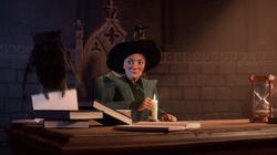Minerva McGonagall as Deputy Headmistress