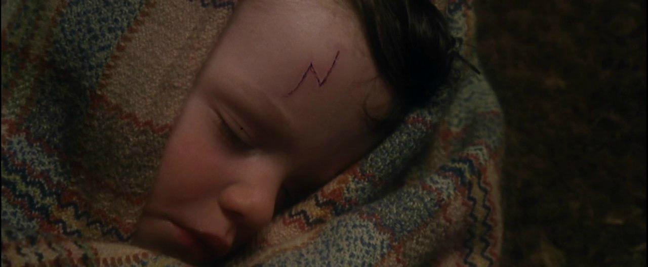 Детское одеяло Гарри Поттера