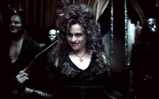 Bellatrix tochter fanfiction hermine ist Voldemort is