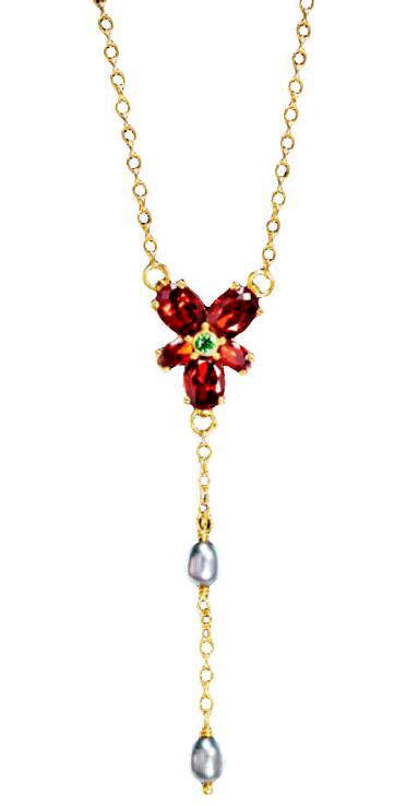 Hermione Granger's necklace