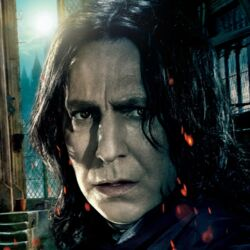 TDHp2 Textless Poster Snape close.jpg