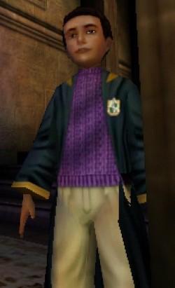 Arthur (Huffelpuf student)
