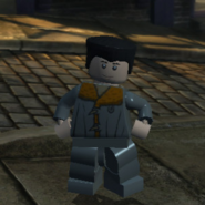 Viktor Krum LEGO Y1