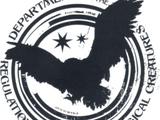 Departament Kontroli Nad Magicznymi Stworzeniami