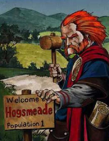 Woodcroftin Hengist