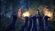 Karmienie lunaballi (Dziedzictwo Hogwartu)