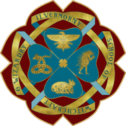 Coat of arms Ilvermorny.png