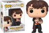 Neville Longbottom holding book pop vinyl