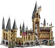 71043 Hogwarts Castle tył