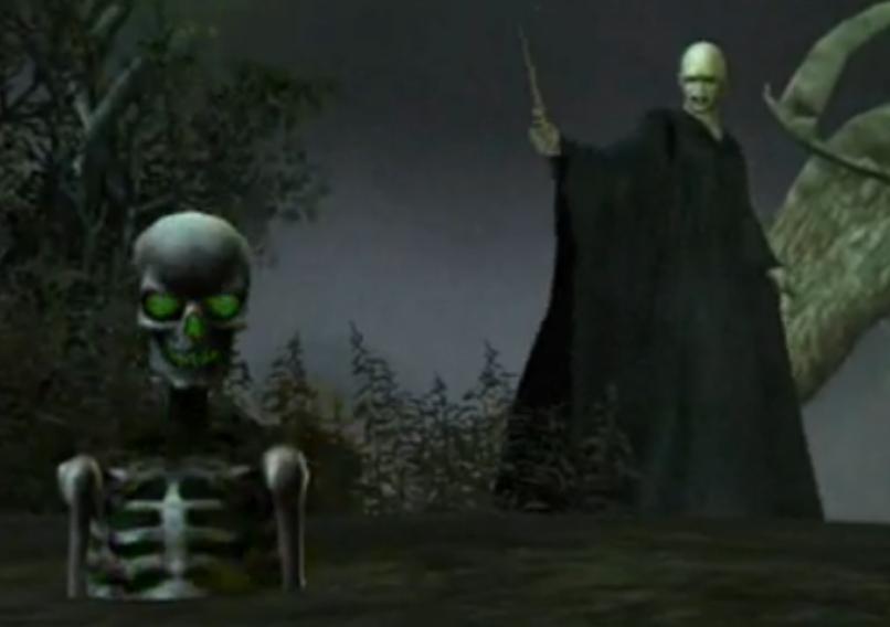 Charmed skeleton