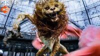 Fantastic Beasts Crimes of Grindelwald Creature Zouwu Scene 4k