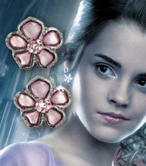 Hermione Granger's Yule Ball earrings