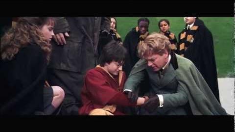 Klatscher bricht Harrys Arm