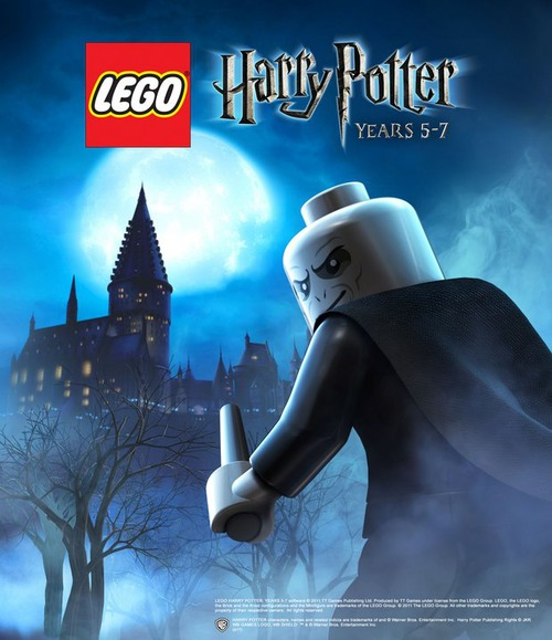 Bchwood/Lego Harry Potter: Years 5-7 this holiday