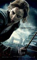 DH Part 1 Filmposter - Hermione