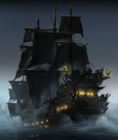 德姆斯特朗大船