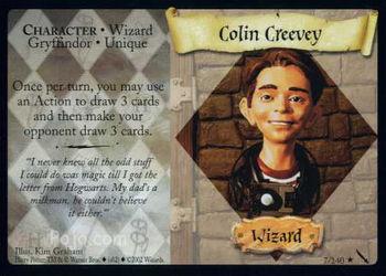 Colin Creevey (karta)