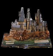 Harry Potter Wyskakująca Księga wnętrze