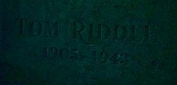 Tom Riddle Sr.