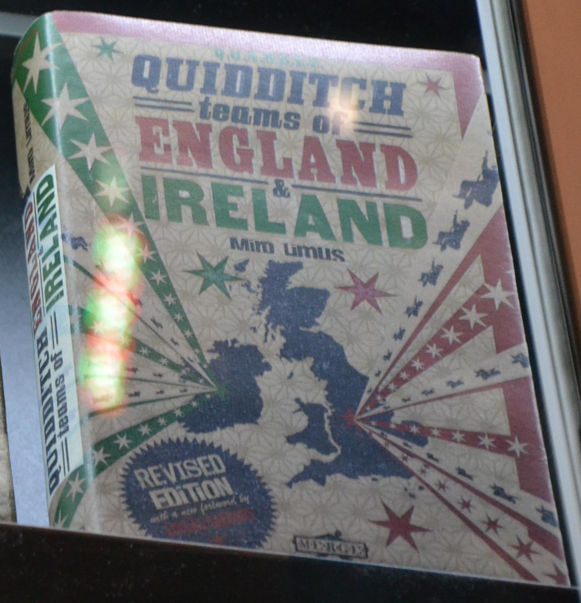 不列颠和爱尔兰的魁地奇球队