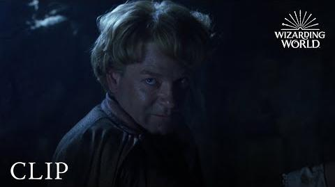Gilderoy Lockhart Loses His Memory Harry Potter and the Chamber of Secrets