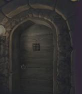 PAS Potions classroom door