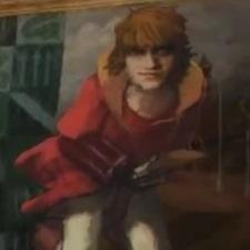 Niezidentyfikowany szukający Gryffindoru