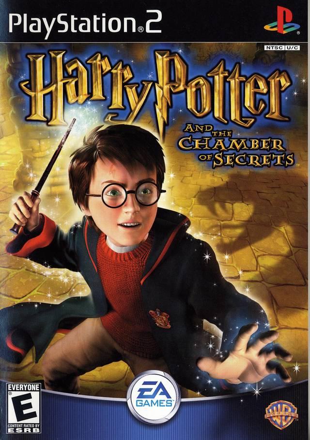 harry potter playstation 2 games