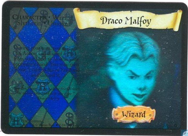Draco Malfoy (karta)