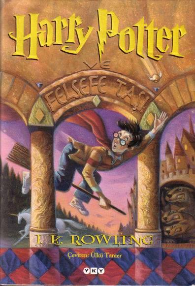 Harry Potter ve Felsefe Taşı