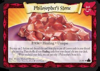 Kamień Filozoficzny (karta)