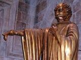 First Headmaster of Hogwarts
