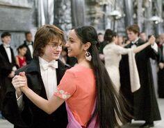 Harry i Parvati na Balu