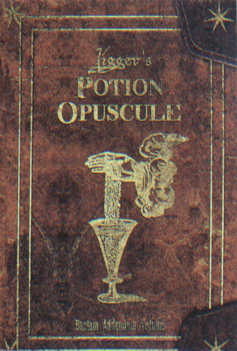 Opuscule de la Potion