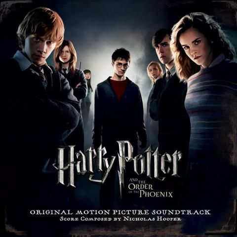 Harry Potter und der Orden des Phönix (Soundtrack)