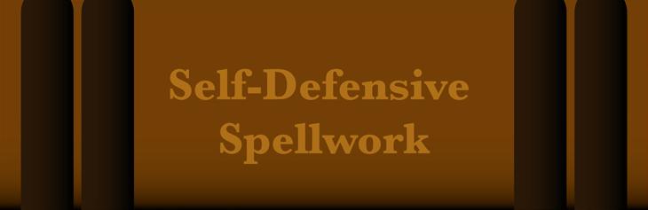 Les Sorts d'Autodéfense