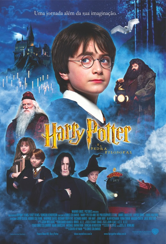 Download Harry Potter E A Pedra Filosofal Capa