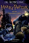 Harry Potter and the Philosopher's Stone – Bloomsbury 2014 Children's Edition (Large Print)