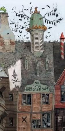 Bats! Bats! Bats!