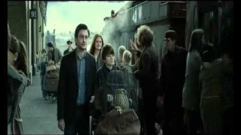 Harry Potter e i doni della Morte parte II - 19 anni dopo...