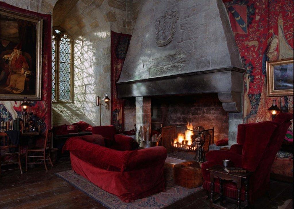 Gryffindor Common Room Harry Potter Wiki Fandom