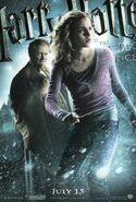 04-17-09-Half-Blood Prince poster Slughorn-Hermione