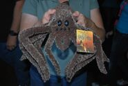 Aragog Plush from The Wizarding World of Harry Potter