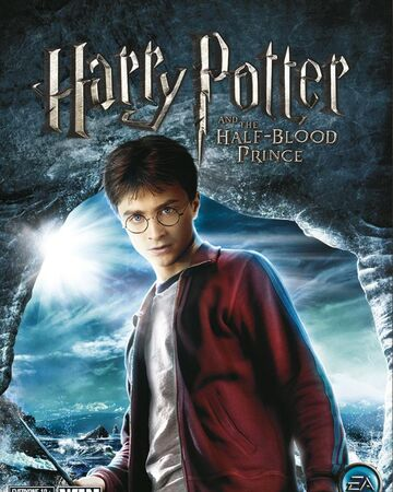 Harry Potter And The Half Blood Prince Video Game Harry Potter Wiki Fandom