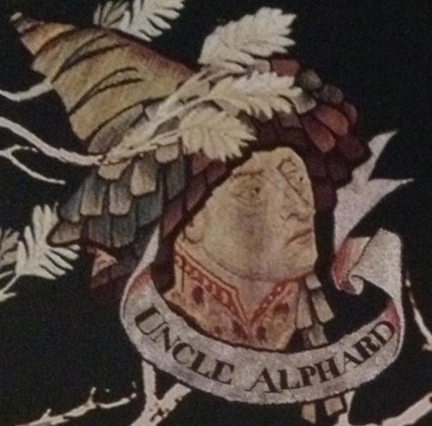 Alphard Musta
