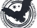 Avdelingen for oppsyn og kontroll av magiske vesener