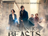 Fantastic Beasts soundtracks