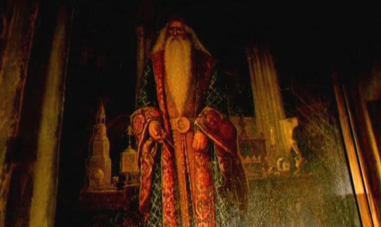 Albus Dumbledore's portrait (II)